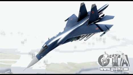 SU-34 Fullback PJ pour GTA San Andreas