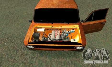 VAZ 2101 Ratlook v2 für GTA San Andreas Seitenansicht