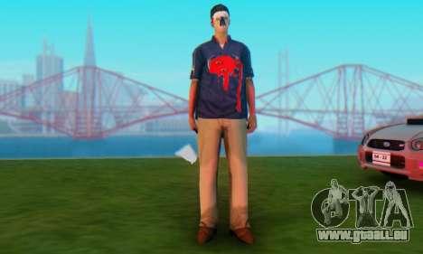 Zombie Sindacco pour GTA San Andreas deuxième écran