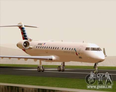 Bombardier CRJ700 American Eagle Airlines für GTA San Andreas