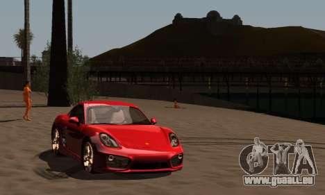 ENBSeries v6 By phpa pour GTA San Andreas sixième écran