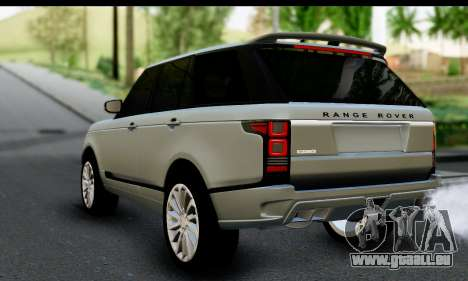 Range Rover IV 3.0 AT für GTA San Andreas