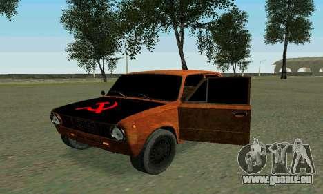 VAZ 2101 Ratlook v2 für GTA San Andreas Innen