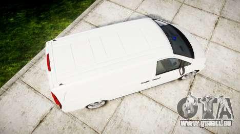 Mercedes-Benz Vito GIGN [ELS] pour GTA 4 est un droit