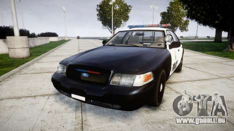 Ford Crown Victoria Ontario Police [ELS] für GTA 4