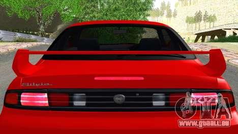 Nissan Silvia S14 Ks pour GTA San Andreas vue de côté