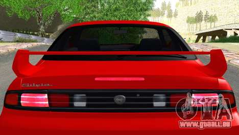 Nissan Silvia S14 Ks für GTA San Andreas Seitenansicht