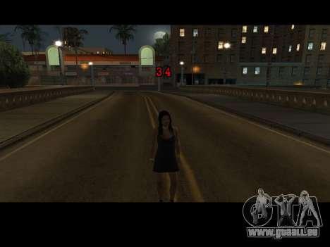 Skin Changer für GTA San Andreas dritten Screenshot