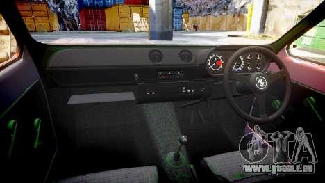 Ford Escort Mk1 für GTA 4 Seitenansicht
