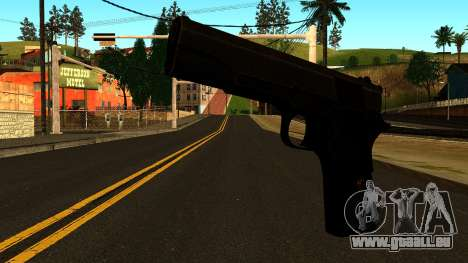 Colt 1911 from Battlefield 3 pour GTA San Andreas