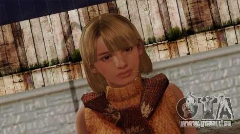 Resident Evil Skin 1 für GTA San Andreas dritten Screenshot