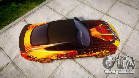 Ford Mustang GT 2015 Custom Kit alpinestars für GTA 4 rechte Ansicht