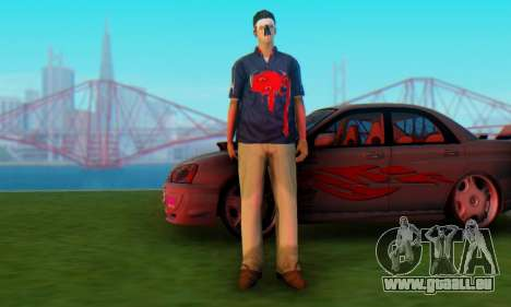 Zombie Sindacco pour GTA San Andreas