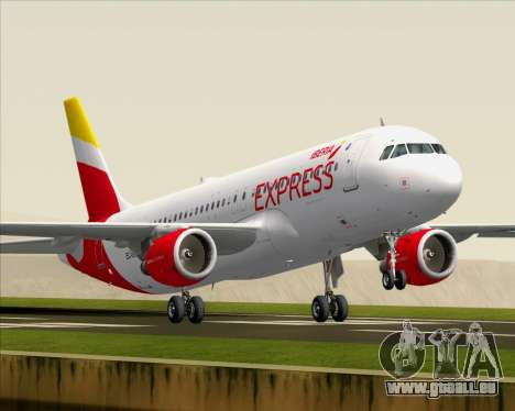 Airbus A320-200 Iberia Express pour GTA San Andreas