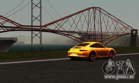 ENBSeries v6 By phpa pour GTA San Andreas deuxième écran