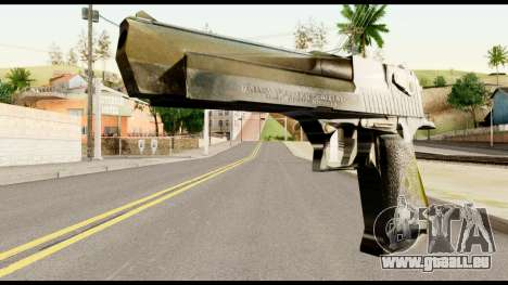 Desert Eagle from Metal Gear Solid pour GTA San Andreas