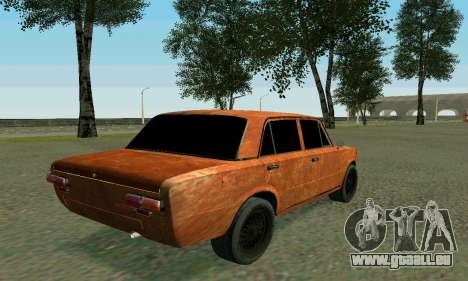 VAZ 2101 Ratlook v2 für GTA San Andreas Unteransicht