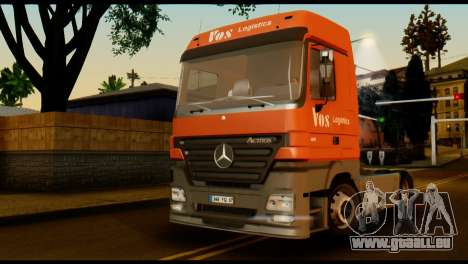 Mercedes-Benz Actros PJ2 für GTA San Andreas