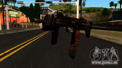 Machine from Shadow Warrior pour GTA San Andreas