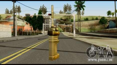 TNT Detonator from Metal Gear Solid für GTA San Andreas zweiten Screenshot