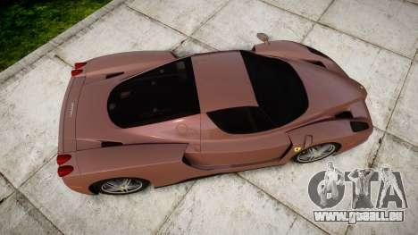 Ferrari Enzo 2002 [EPM] pour GTA 4 est un droit