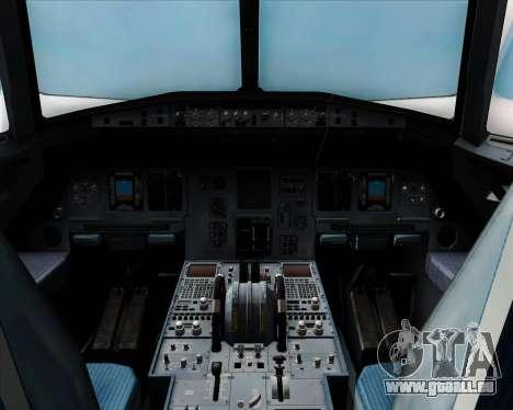 Airbus A320-200 Air Asia Japan für GTA San Andreas Seitenansicht