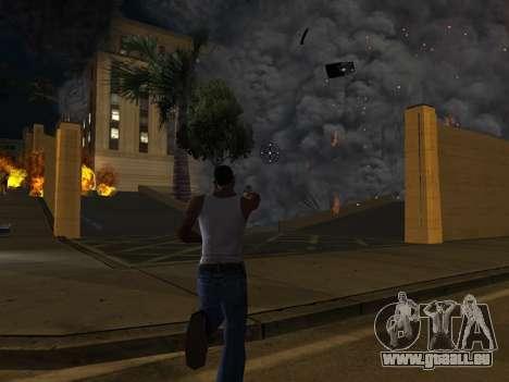 Realistic Effect 3.0 Final Version für GTA San Andreas her Screenshot