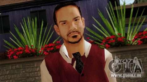 GTA 4 Skin 93 pour GTA San Andreas troisième écran