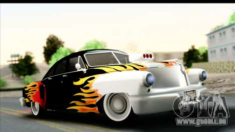 Tucker Torpedo Walker Rocket 1948 für GTA San Andreas