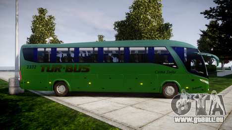 Marcopolo Paradiso G7 1200 für GTA 4