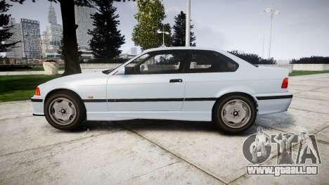 BMW E36 M3 [Updated] für GTA 4 linke Ansicht