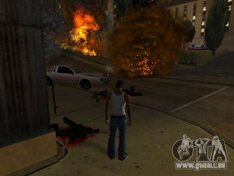 Realistic Effect 3.0 Final Version für GTA San Andreas dritten Screenshot