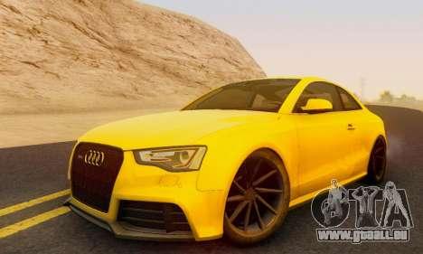 Audi RS5 (RC) für GTA San Andreas