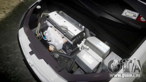 Hyundai Getz 2006 für GTA 4 Seitenansicht