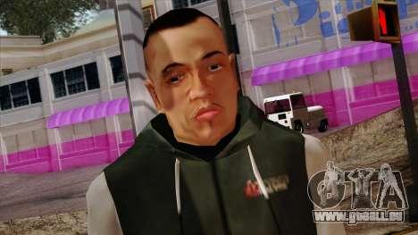 GTA 4 Skin 74 für GTA San Andreas dritten Screenshot