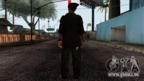 GTA 4 Skin 22 pour GTA San Andreas deuxième écran