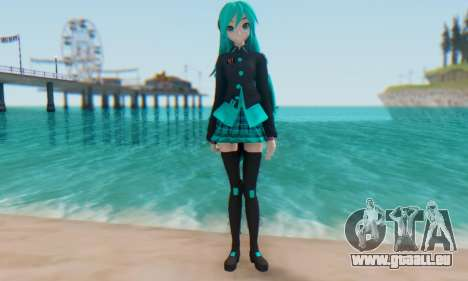 Miku Hatsune MMD für GTA San Andreas