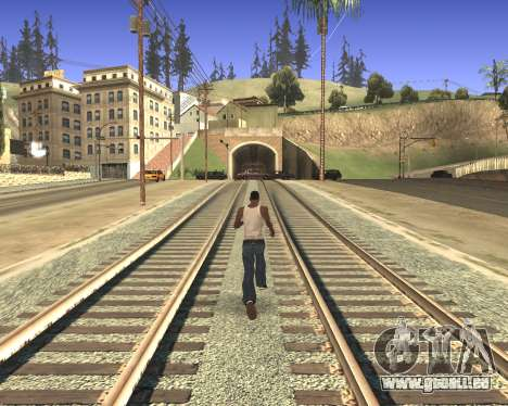 Colormod High Color pour GTA San Andreas
