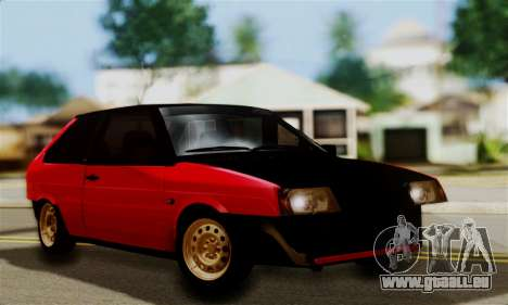 VAZ 2108 Hobo pour GTA San Andreas