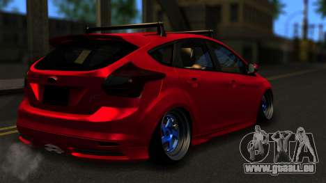 Ford Focus ST für GTA San Andreas linke Ansicht