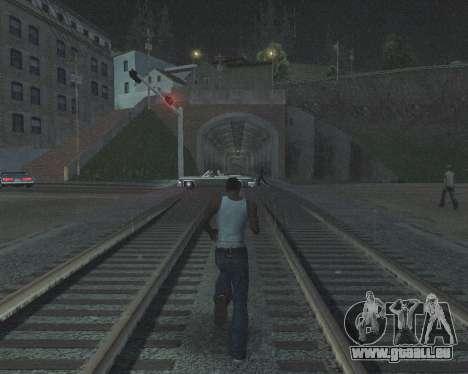Colormod High Color pour GTA San Andreas neuvième écran