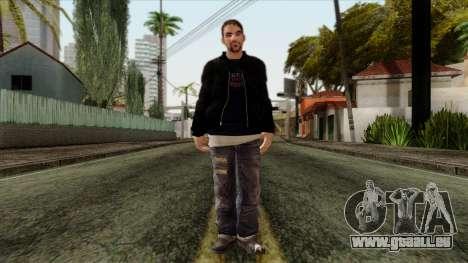 GTA 4 Skin 46 pour GTA San Andreas