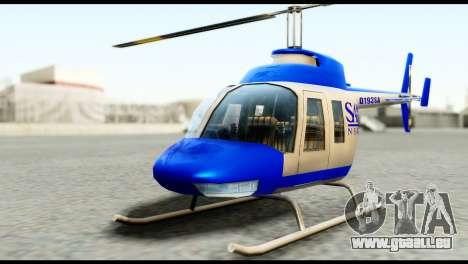 Beta News Maverick pour GTA San Andreas