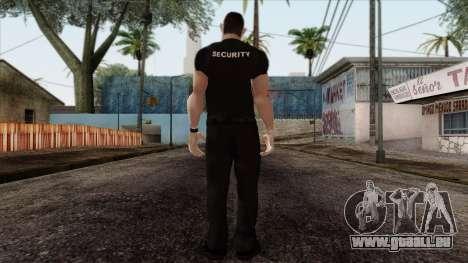 GTA 4 Skin 88 für GTA San Andreas zweiten Screenshot