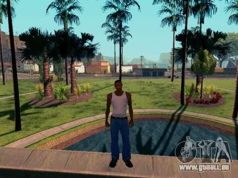 Grafik-Mod Eazy v1.2 für schwache PC für GTA San Andreas