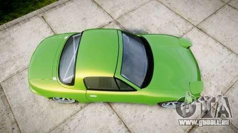 Mazda MX-7 pour GTA 4 est un droit