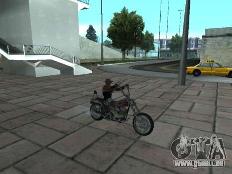 Angel GTA 4 TLaD pour GTA San Andreas