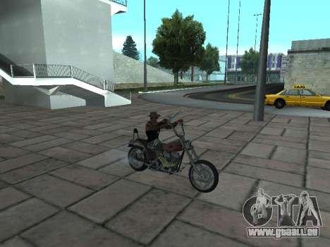 Angel GTA 4 TLaD für GTA San Andreas