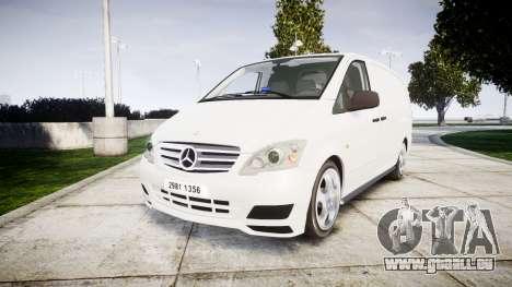 Mercedes-Benz Vito GIGN [ELS] pour GTA 4