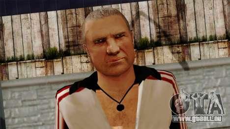 GTA 4 Skin 77 pour GTA San Andreas troisième écran